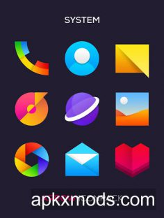 ARROW Icon Pack v1.1 [Patched]