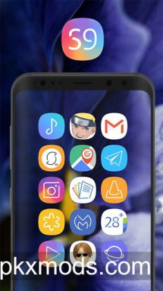 S9 Dream UI Icon Pack v1.21 [Patched]