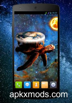 World Turtle Pro Live Wallpaper v1.2.0 [Paid]