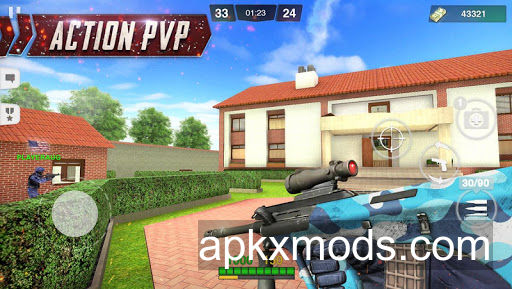 Special Ops v1.81 (Free Shopping)