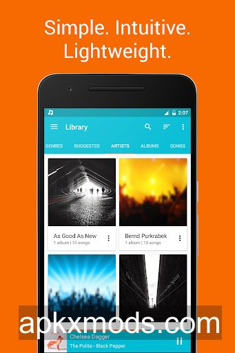 Shuttle+ Music Player v2.0.7-beta1 [Paid]