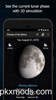 Phases of the Moon Pro v4.8.15 [Paid]