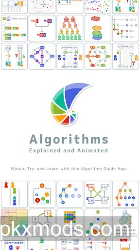 Algorithms: Explained and Animated v1.2.7 [Premium]