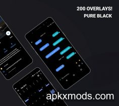 Swift Black Substratum Theme +Oreo & Samsung theme v22.7 [P]