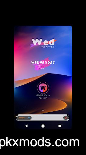 ReMix KWGT v2018.Sep.14.18 [Paid]