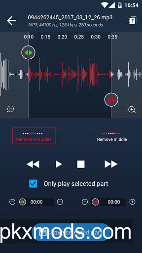 MP3 Cutter Ringtone Maker Pro v44 [Paid]