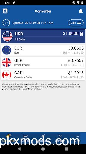 XE Currency Pro v5.1.0