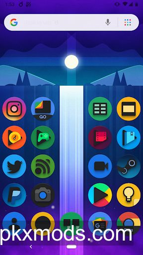 Baked – Icon Pack v1.1 [Patched]