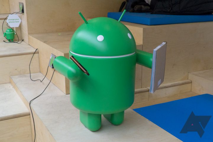 APEX furthers the Android ROM modularization started by Treble