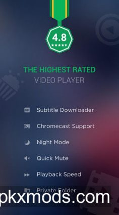 XPlayer (Video Player All Format) v2.1.0 [Unlocked]