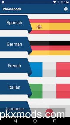 Phrasebook – Learn Languages v13.2.0 [Pro]