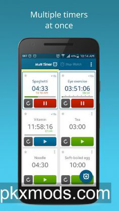 Multi Timer StopWatch v2.5.1 build 189 [Premium]