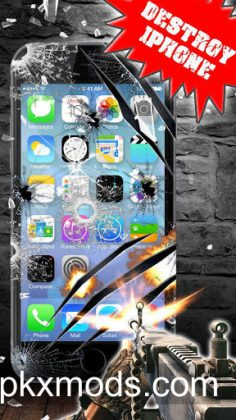 Destroy Iphone Prank v3.2 [ad-free]