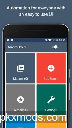 MacroDroid – Device Automation v4.1.0 build 9014 [Mod]