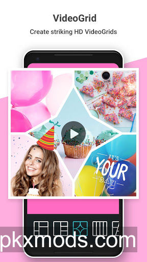 PhotoGrid: Video & Pic Collage Maker v6.94 build 69400002 [Premium]