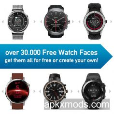 Watch Face – Minimal & Elegant for Android Wear OS v3.8.5.098 [Paid]