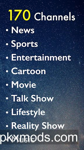 Free TV Shows App:News, TV Series, Episode, Movies v3.04 [ad-free]