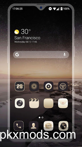 Business Gold Icon Pack v1.0.0 [Patched]
