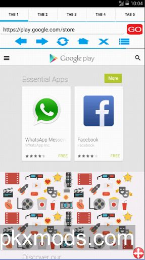 AD Browser v1.6 [ad-free]