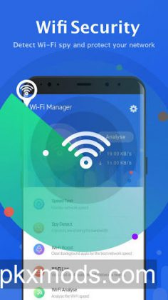 Mini Network : Speed Test & Wifi Analyse v1.0.3 [ad-free]