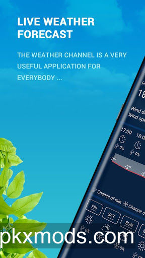 Weather Forecast Apps – Live Weather 2019 v1.1.7 [ad-free]