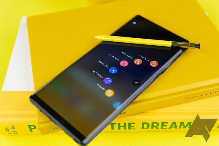 Today only: Get an unlocked 512GB Galaxy Note 9 with a free Galaxy Tab A 10.5 for $1,050 ($170 off)