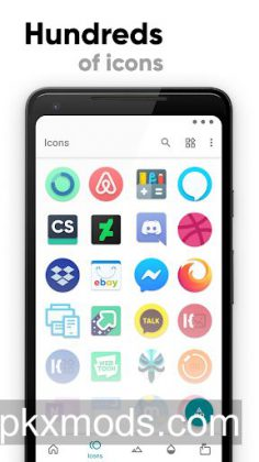 CandyCons Unwrapped – Icon Pack v1.4 [Patched]