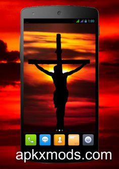 Jesus on the cross Pro Live Wallpaper v1.1.0 build 5 [Paid]