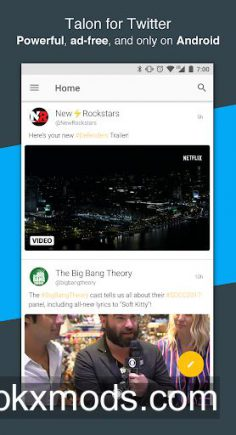 Talon for Twitter (Plus) v7.5.8.2103 [Paid] [Patched]