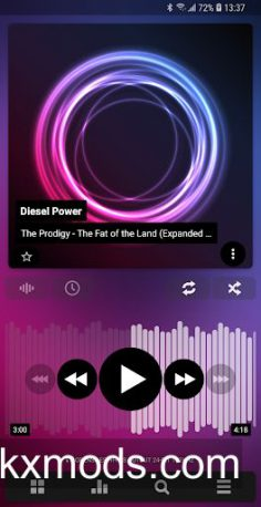 Poweramp Music Player v3-build-822 [Patched]