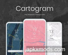 Cartogram – Map Wallpapers & Backgrounds v2.0 build 75 [Paid]