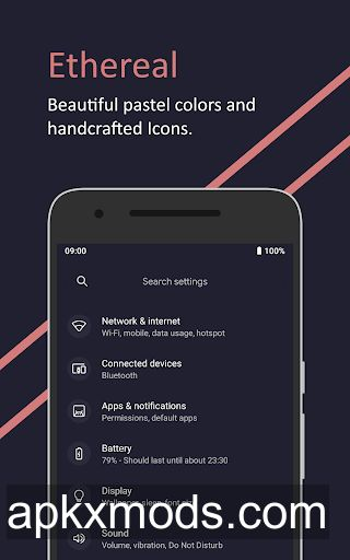 [Substratum] Ethereal • Pie, Oreo, Nougat v30 [Patched]