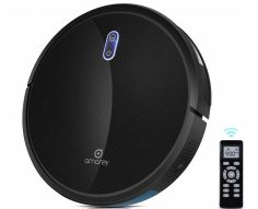 We're giving away 3 Amarey A800 robot vacuums (a $199 value) [US]