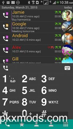 DW Contacts & Phone & Dialer v3.1.3.1 [Patched]