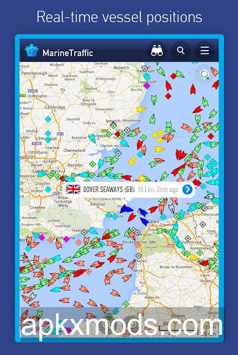 MarineTraffic ship positions v3.9.30 [Patched]