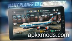 Flight Sim 2018 v1.2.11 (Mod Money)