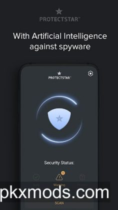 Anti Spy & Spyware Scanner v1.0.7 [Pro]