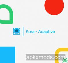 Kora – Adaptive Icon Pack v0.5.2 [Patched]