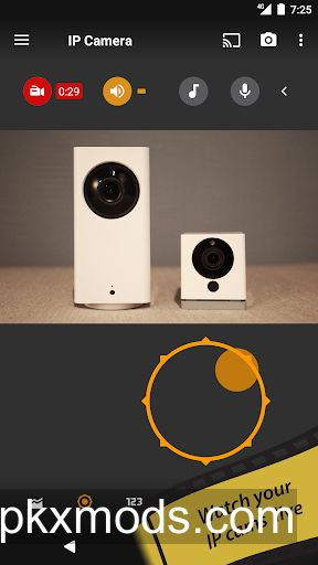 tinyCam PRO – Swiss knife to monitor IP cam v13.2.1 Beta [Paid]