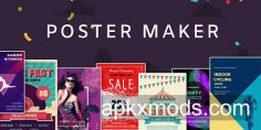 Poster Maker Flyer Maker 2019 free Ads Page Design v2.7 [Premium][SAP]