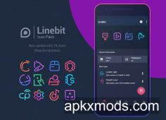 Linebit – Icon Pack v1.4.7 [Patched] 07.12.19