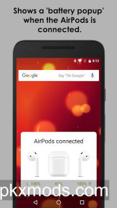 AirBuds Popup – airpod battery app v2.6.191208 [Paid]