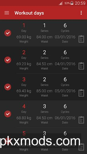 Abs workout PRO v9.20.1 [Patched]
