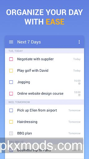 TickTick: To Do List with Reminder, Day Planner v5.5.1.0 [Pro]