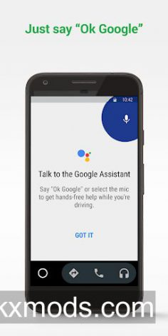 Android Auto – Google Maps, Media & Messaging v5.2.501054-release