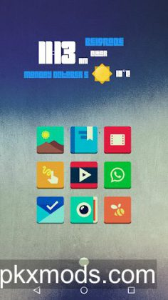 Tenex – Icon Pack v12.5.0 [Patched]