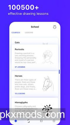 SketchAR: learn to draw step by step with AR v4.55-play [Pro]