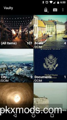 Hide Pictures & Videos – Vaulty v4.10.3 release r91200 [Pro]
