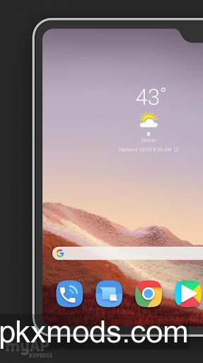 Fluidity – Adaptive Icon Pack v2.6 [Patched]