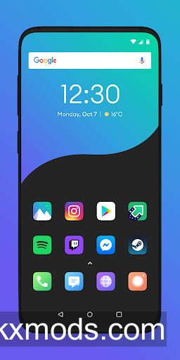 Borealis – Icon Pack v2.31.0 [Patched]